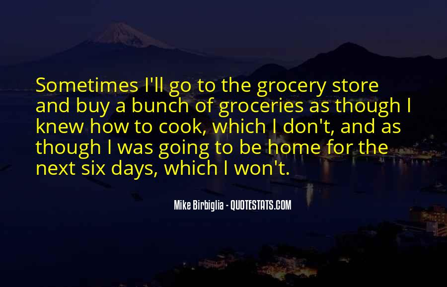 Quotes About Groceries #442969