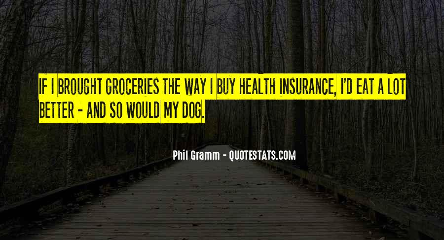 Quotes About Groceries #632631