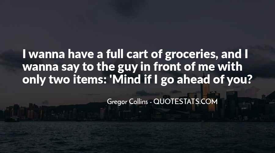 Quotes About Groceries #729270