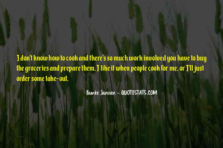 Quotes About Groceries #94429
