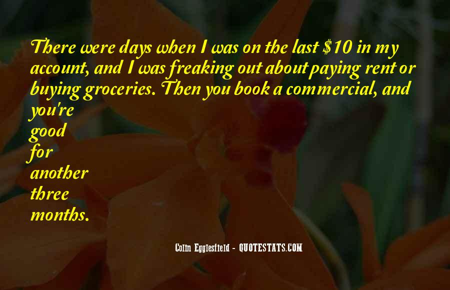 Quotes About Groceries #981133