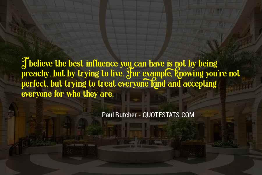 Quotes About Being The Best You #153136