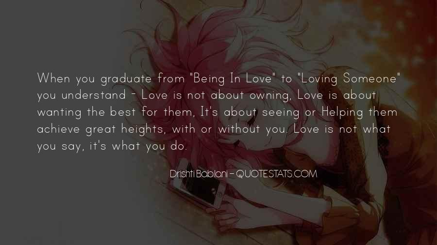 Quotes About Being The Best You #231995