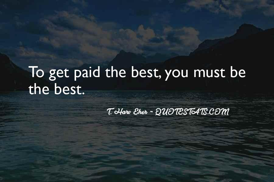 Quotes About Being The Best You #268981