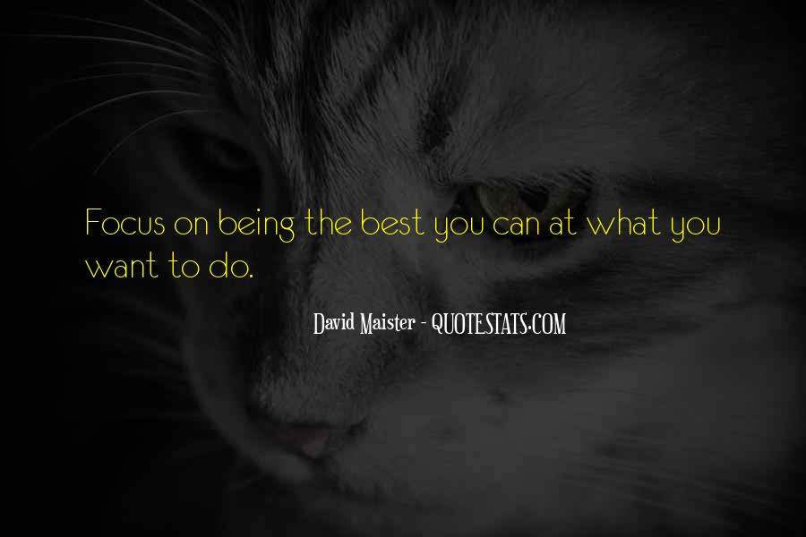 Quotes About Being The Best You #313182