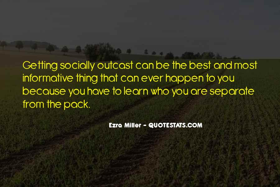 Quotes About Being The Best You #38992