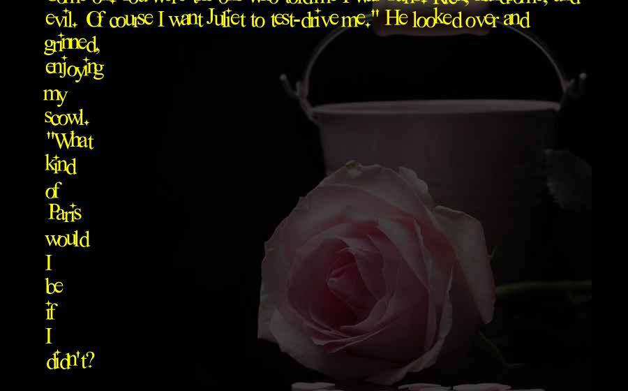 Quotes About Juliet And Paris #1803190