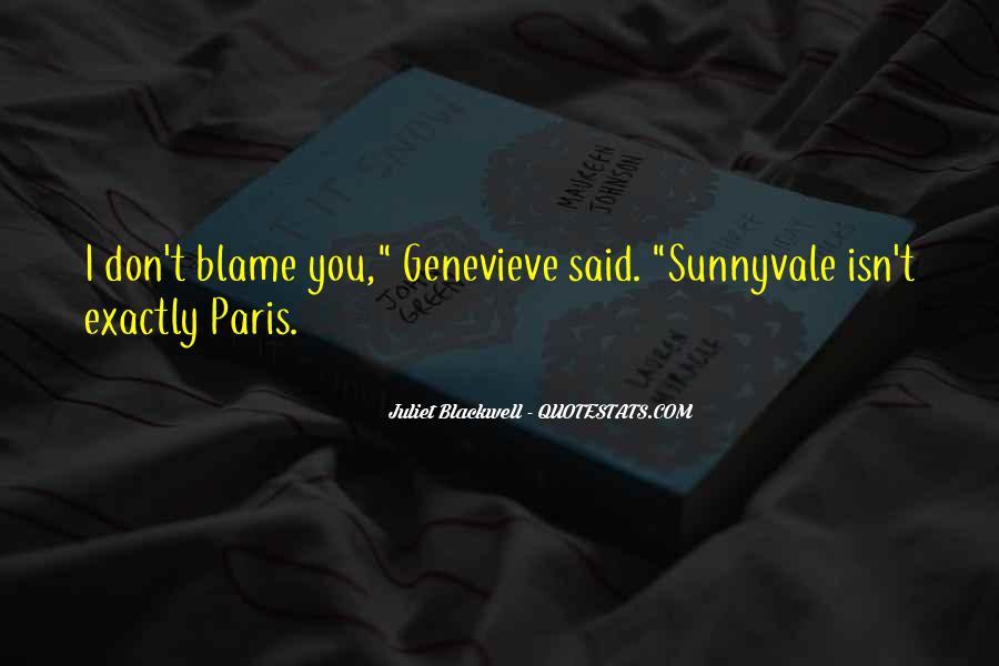 Quotes About Juliet And Paris #58504