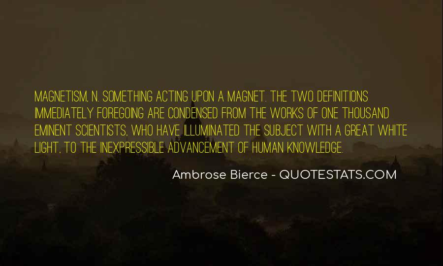 Quotes About Great Scientists #1054579