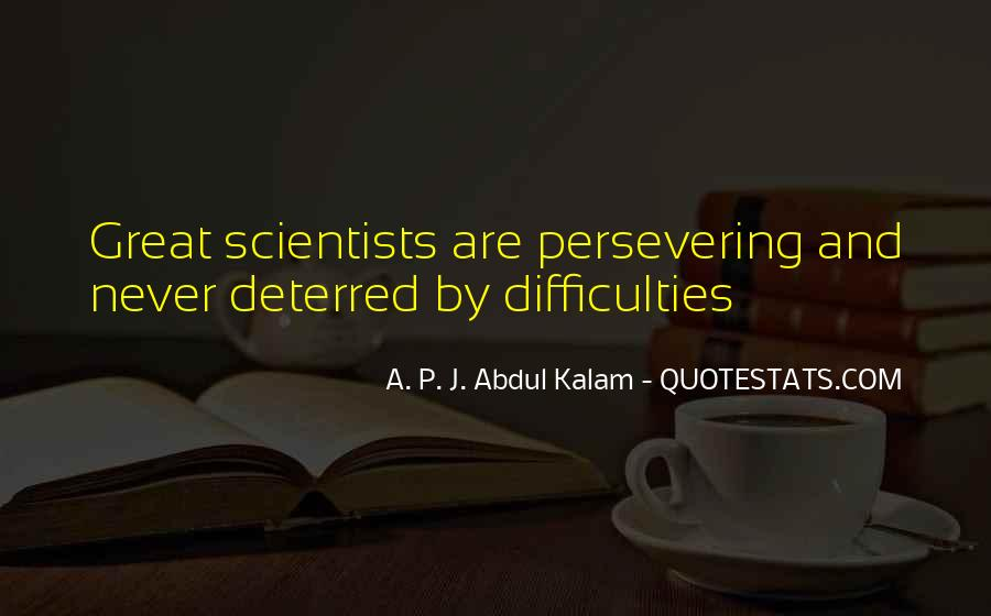 Quotes About Great Scientists #1124311