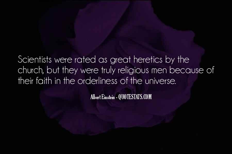 Quotes About Great Scientists #1254924
