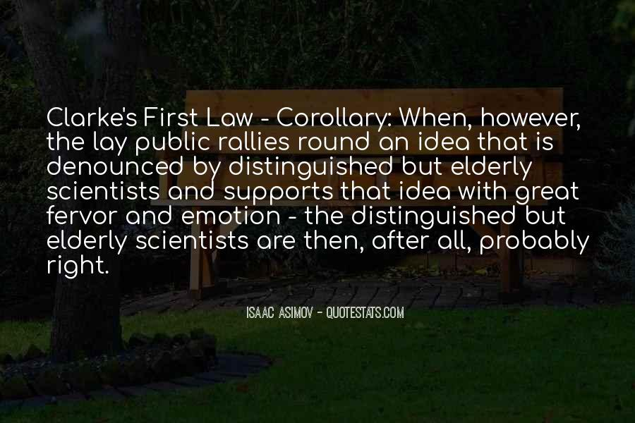 Quotes About Great Scientists #1382038