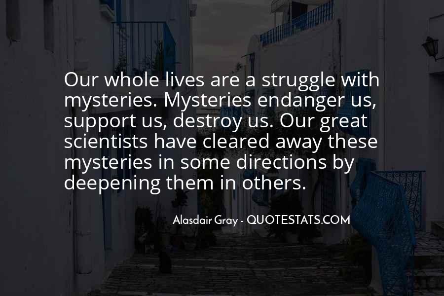 Quotes About Great Scientists #1527228