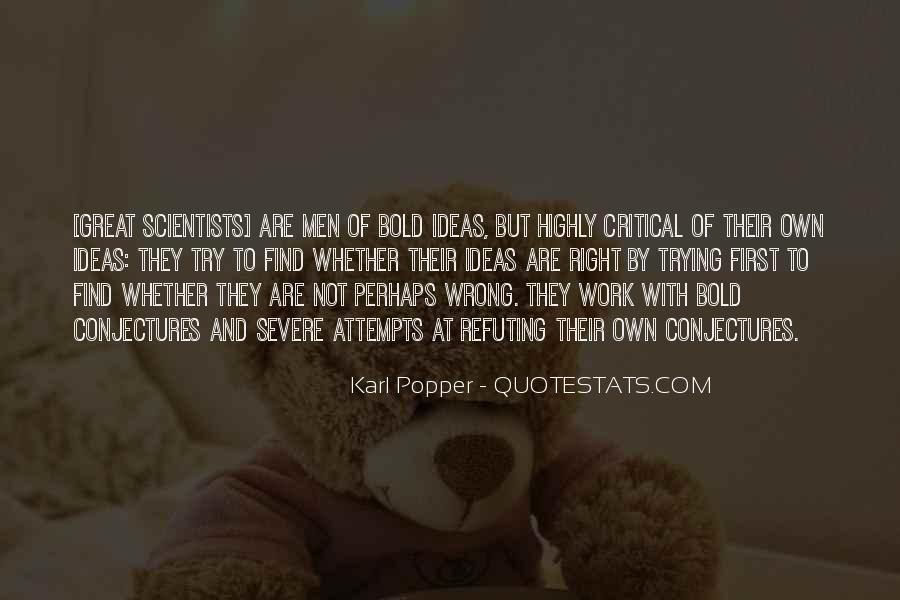 Quotes About Great Scientists #1590964