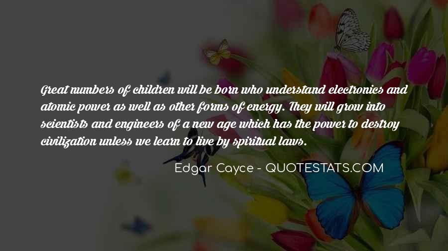 Quotes About Great Scientists #1783166