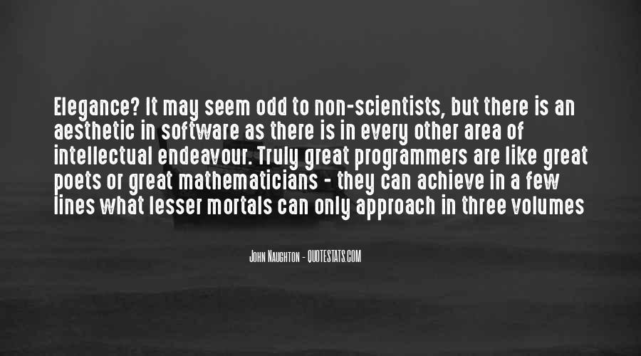 Quotes About Great Scientists #1840148