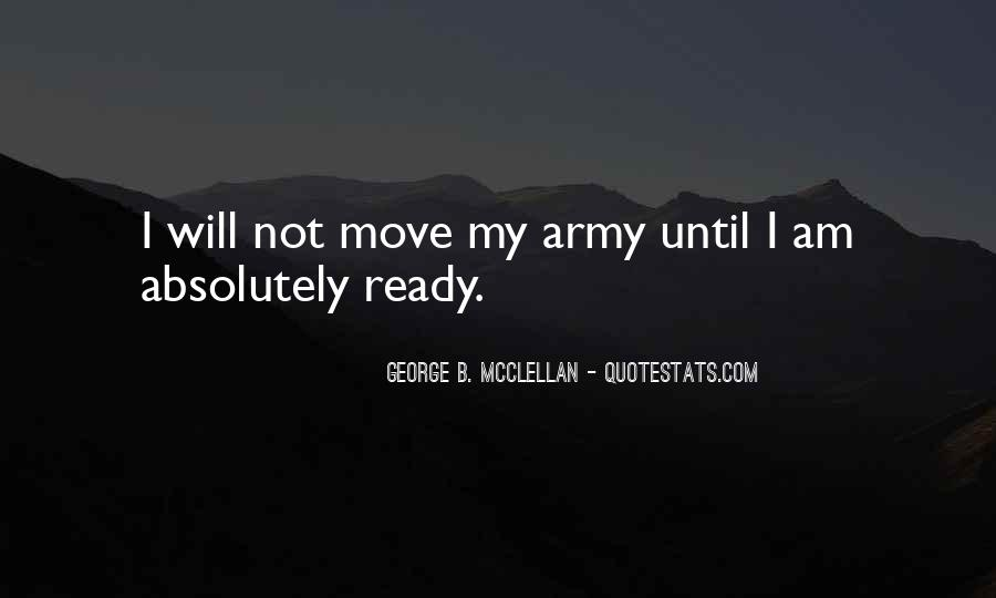 Quotes About Not Ready To Move On #607118
