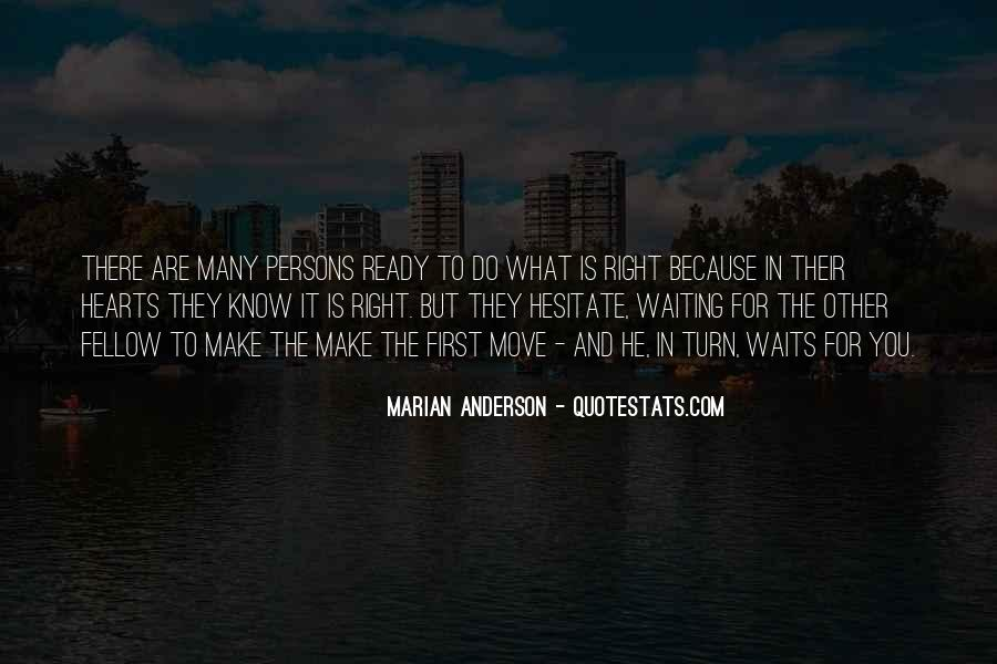 Quotes About Not Ready To Move On #659606