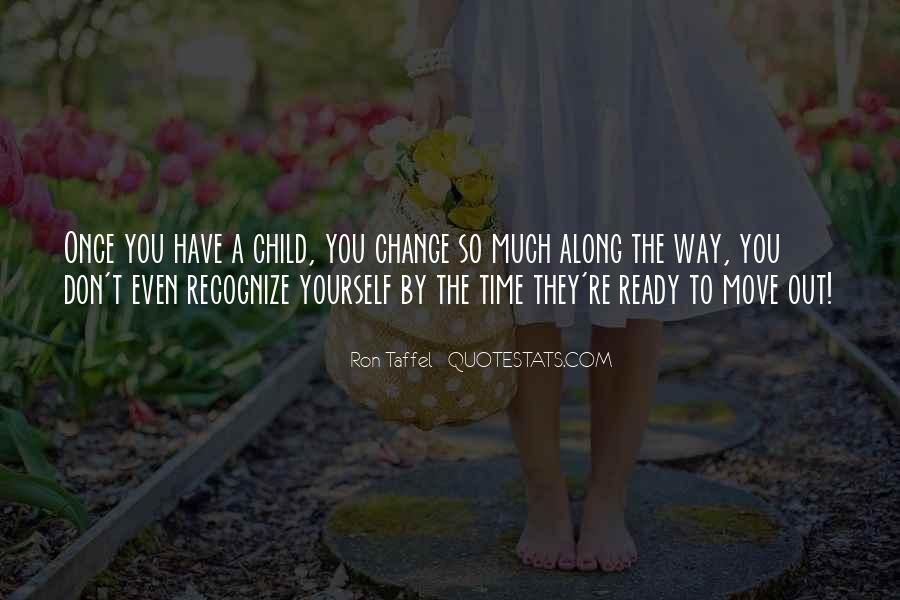 Quotes About Not Ready To Move On #720072