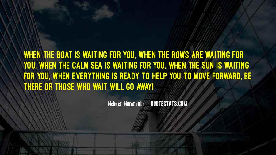 Quotes About Not Ready To Move On #786277
