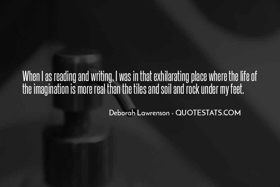 Quotes About Writing And Life #21935