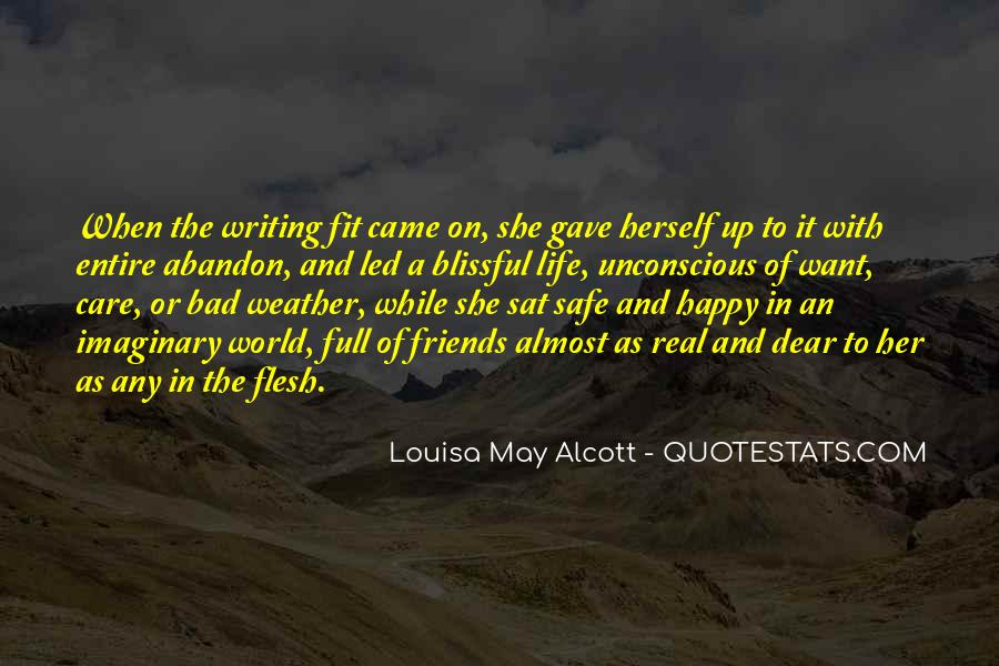 Quotes About Writing And Life #22088