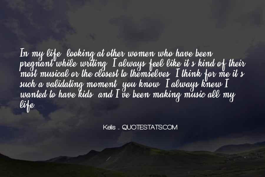 Quotes About Writing And Life #48505