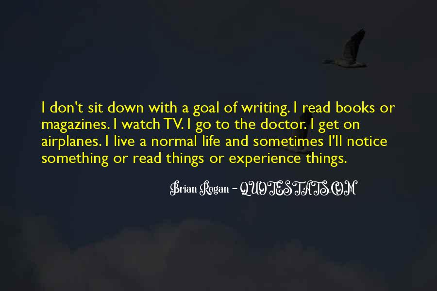 Quotes About Writing And Life #62188