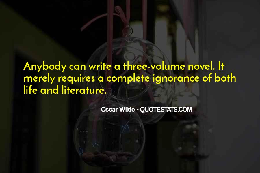 Quotes About Writing And Life #69856