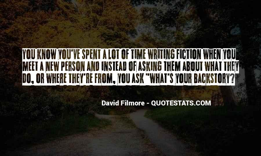 Quotes About Writing And Life #74271