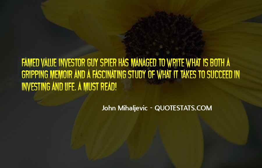 Quotes About Writing And Life #76604