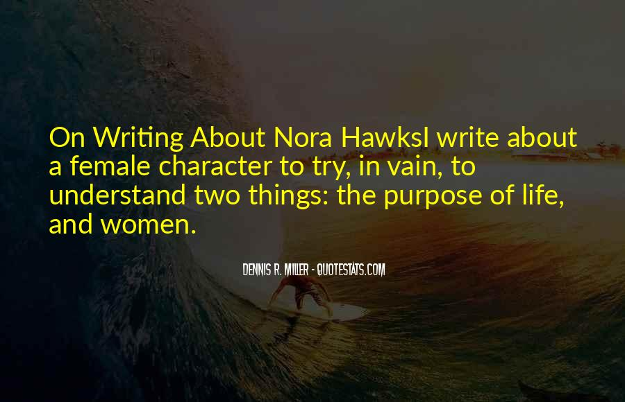Quotes About Writing And Life #89974