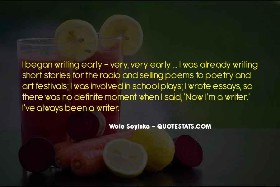Quotes About Art Festivals #174784