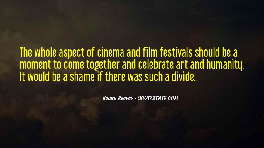Quotes About Art Festivals #498212