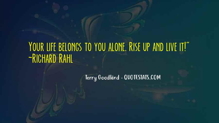 Quotes About Rahl #1658300
