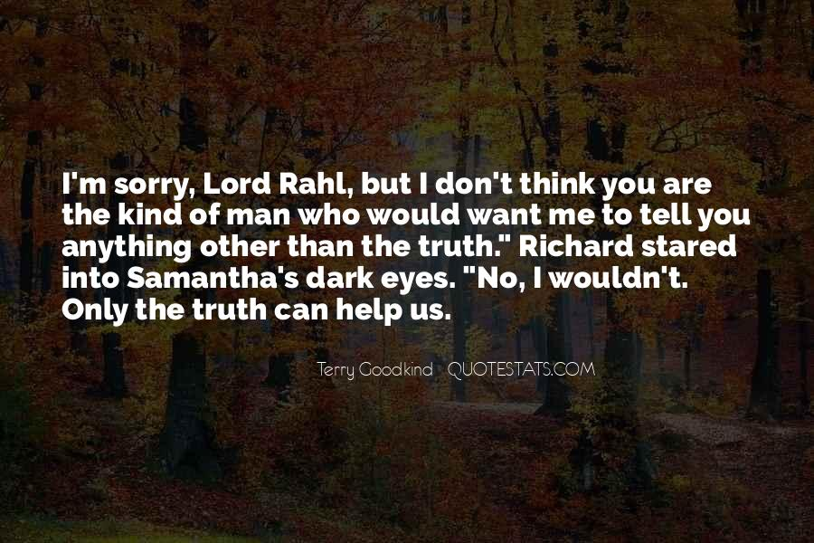 Quotes About Rahl #799043