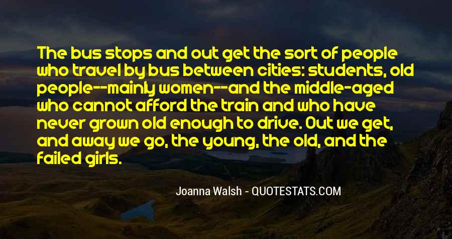 Quotes About Maturity And Age #1352650