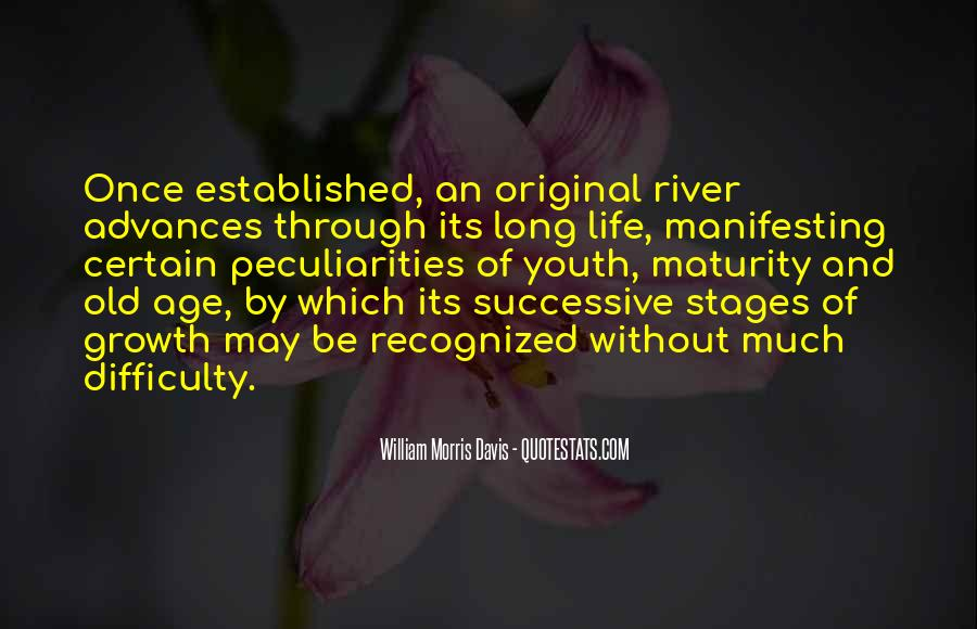 Quotes About Maturity And Age #718482
