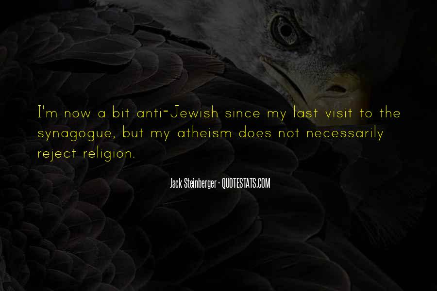Quotes About Anti Religion #1261058