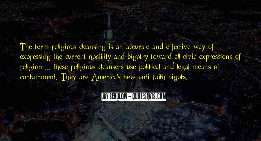 Quotes About Anti Religion #1437230