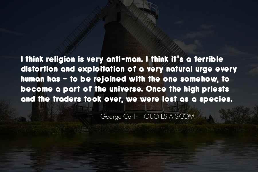 Quotes About Anti Religion #1452145