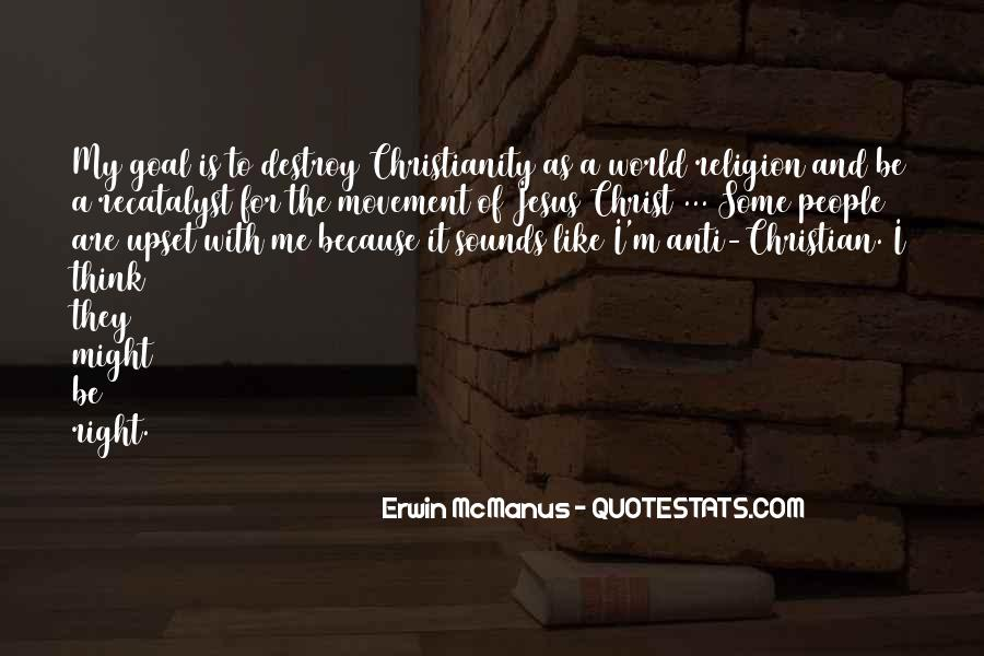 Quotes About Anti Religion #1677297