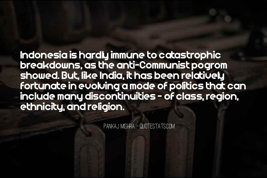 Quotes About Anti Religion #1765497