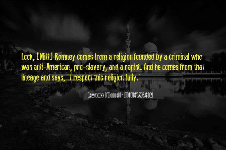 Quotes About Anti Religion #859512