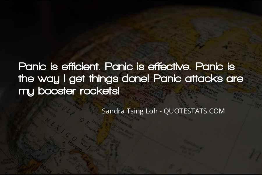 Quotes About Having Panic Attacks #1027561