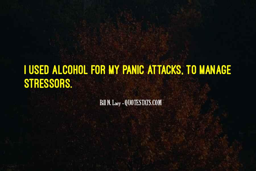 Quotes About Having Panic Attacks #1183126