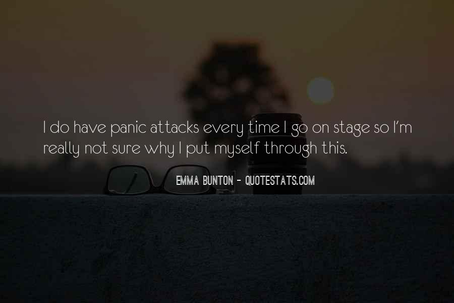 Quotes About Having Panic Attacks #752789