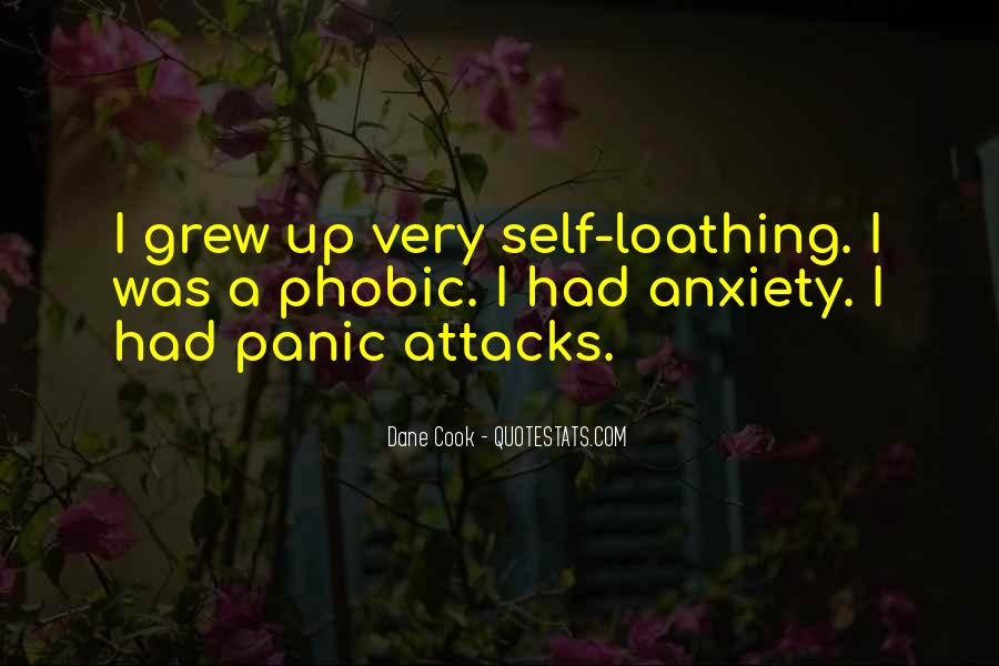 Quotes About Having Panic Attacks #821734