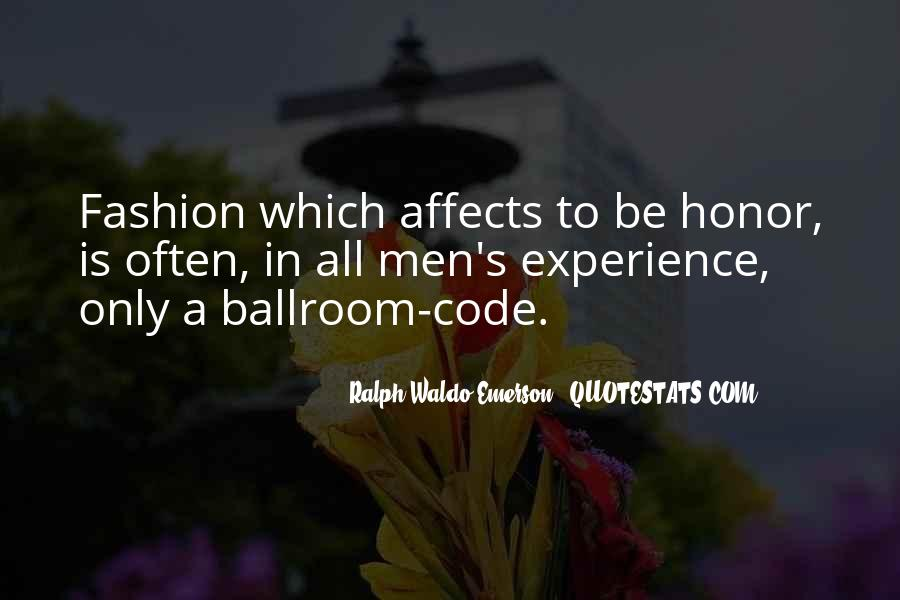 Quotes About Code Of Honor #940800