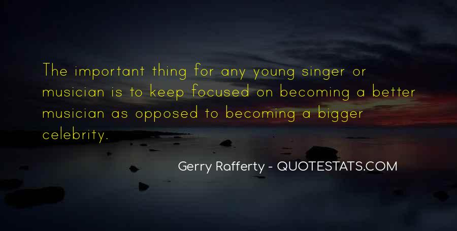 Quotes About Rafferty #492595